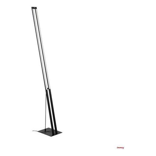 Eglo Amontillado 98493 lampa podłogowa oprawa stojaca 1x27W LED czarna