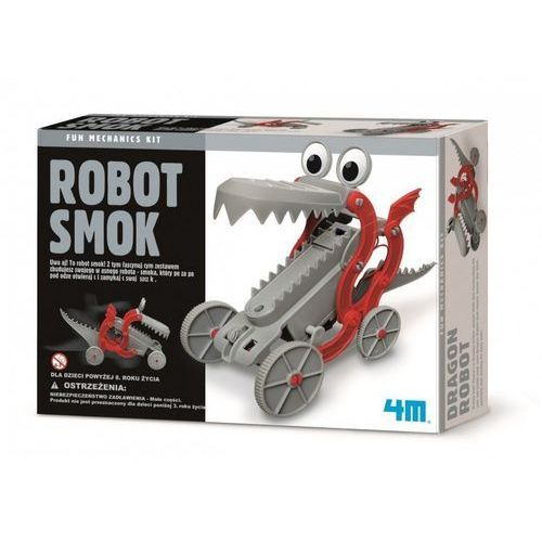 Zrób to sam - Robot Smok 4M (4893156033819)