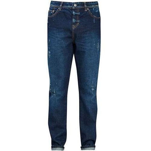 Spodnie - monicle-v1 dark vintage (wa019) marki Bench