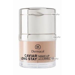 Dermacol caviar long stay make-up & corrector podkład 30 ml dla kobiet 2 fair (85950863)