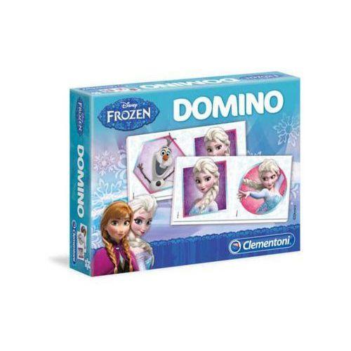 CLEMENTONI Frozen Domino - sprawdź w wybranym sklepie