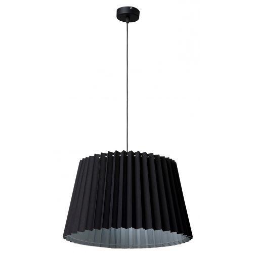 Lampa wisząca 1 zima czarna marki Lampex