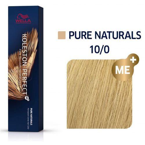 Wella professionals Wella koleston perfect me+   trwała farba do włosów 10/0 60ml (8005610665245)