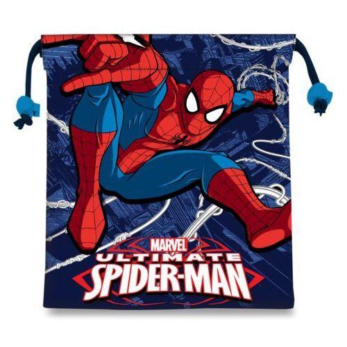Euroswan Worek śniadaniowy spiderman