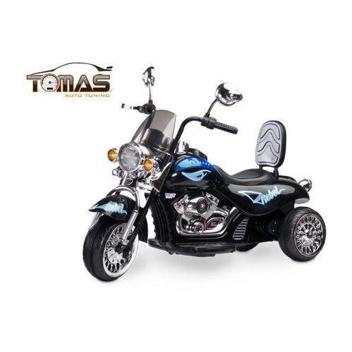 Toyz Motor motocykl rebel na akumulator czarny