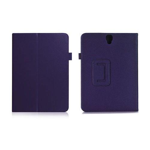 Etui stojak Samsung Galaxy Tab S3 9.7 Granatowe - Granatowy, kolor Granatowy