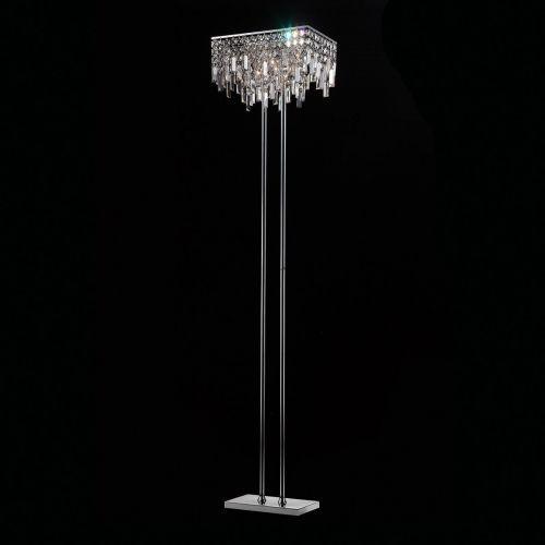 Italux lampa podłogowa Lavenda chrom ML92915-8B, ML92915-8B