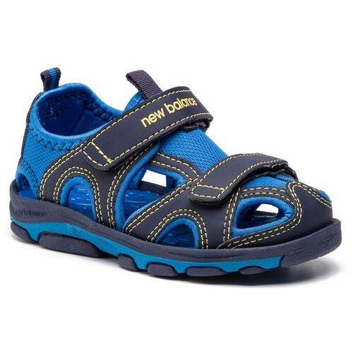 Sandały NEW BALANCE - K2005NBL Navy/Blue, kolor wielokolorowy