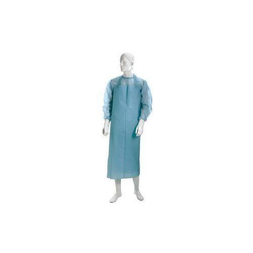 Matodress fartuch chirurgiczny przedni niebieski, niejałowy, roz. 67cm x 90cm -50 szt. marki Tzmo sa