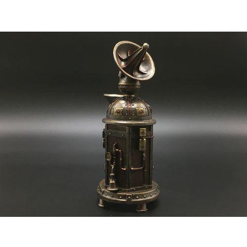Veronese Steampunk radio szkatułka (wu76904a4)