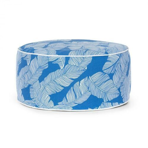 Blumfeldt cloudio, stołek, nadmuchiwany, 55 x 28 cm (Ø x wys.), pcw/poliester, niebieski (4060656228476)