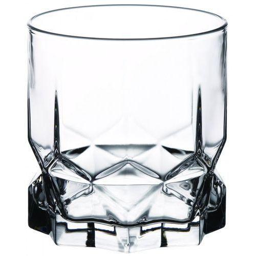 Szklanka niska 6 szt diamond (śr. 7,5 cm) marki Dajar