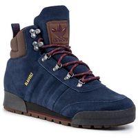 Buty - jake boot 2.0 ee6207 conavy/maroon/brown, Adidas, 46-48