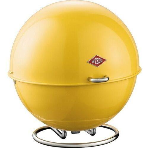 Wesco - pojemnik na pieczywo superball - żółty