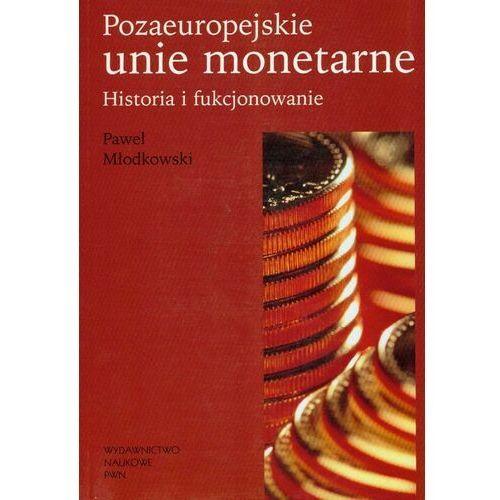 Pozaeuropejskie Unie monetarne, Wydawnictwo Naukowe PWN