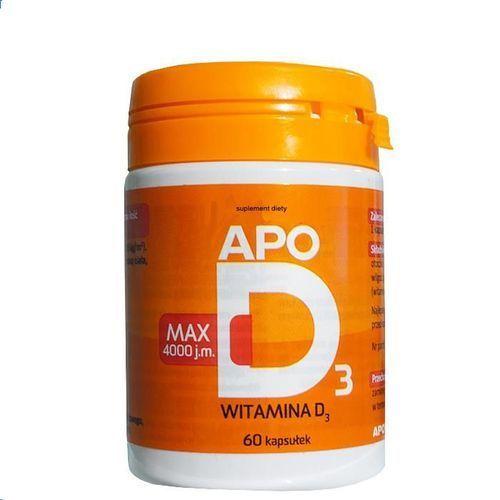 ApoD3 MAX 4000j.m 60kaps (5902020661405)