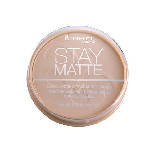 Rimmel Stay Matte Stay Matte puder odcień 007 Mohair (Long Lasting Pressed Powder) 14 g