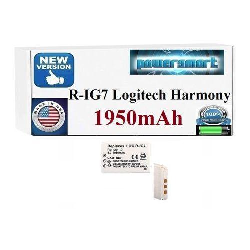 Bateria r1g7 rig7 r-ig7 logitech harmony 880 890 marki Powersmart