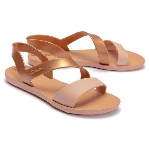 82429 vibe sandal fem 24517 pink/metalic pink, sandały damskie, Ipanema