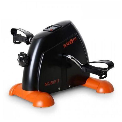 Mini rower treningowy 2G do 100 kg, pomarań./czarny