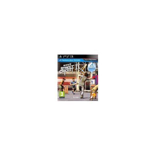 Move Street Cricket 2 (PS3)