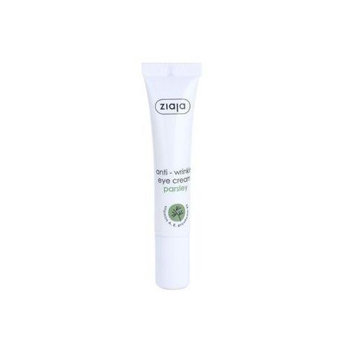 eye creams & gels przeciwzmarszczkowy krem pod oczy (parsley) 15 ml marki Ziaja