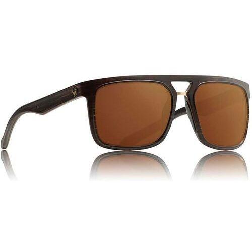 okulary słoneczne DRAGON - Aflect Ion Matte Woodgrain Copper Ion (229) rozmiar: OS
