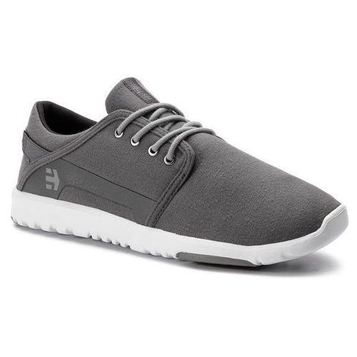Sneakersy - scout 4101000419 grey/silver 075 marki Etnies