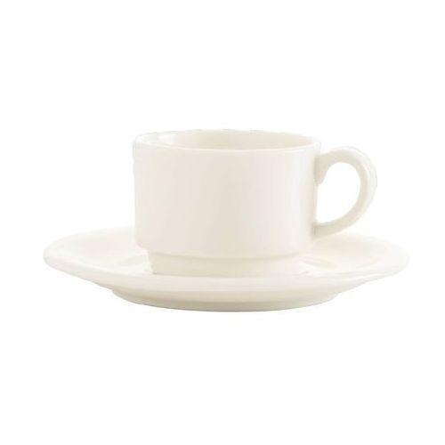 Fine dine Filiżanka sztaplowana crema   230 ml