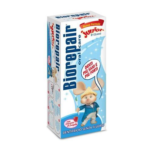 Biorepair Junior pasta do zębów 50ml (8017331035634)