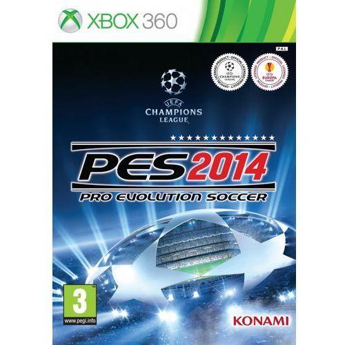 OKAZJA - Pro Evolution Soccer 2014 (Xbox 360)