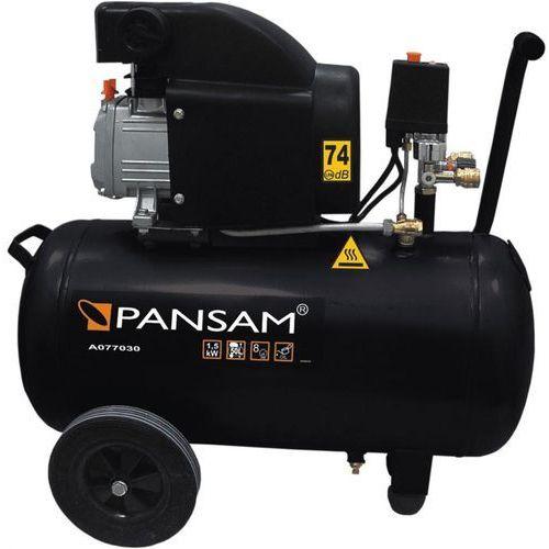 Pansam Kompresor olejowy a077030 50 litrów darmowy transport