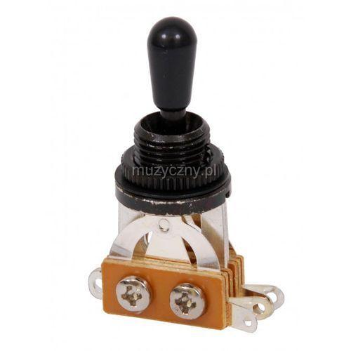 Boston SW 23 BB przełącznik 3 pozycyjny LP czarny - produkt z kategorii- Pozostała muzyka