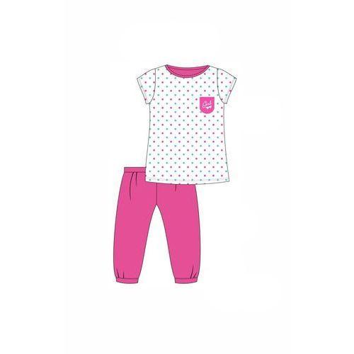 Piżama kids girl 584/45 julia 110-116, biały. cornette, 110-116, 98-104 marki Cornette