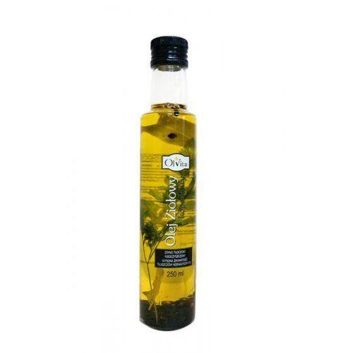 Olej ziołowy koperkowy 250 ml - TŁOCZONY NA ZIMNO, OLEJ KOPERKOWY