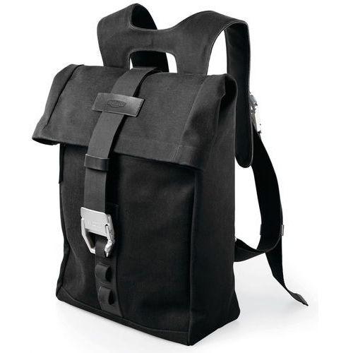 islington plecak canvas 22-30 l czarny 2018 plecaki szkolne i turystyczne marki Brooks