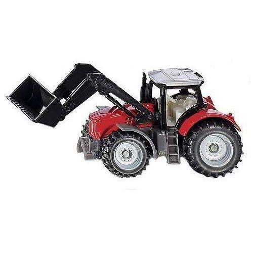 Siku 14 - Traktor Massey Ferguson z przednią ład. (4006874014842)