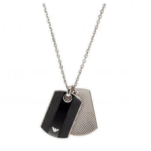 Naszyjnik Emporio Armani EGS1542040 Oryginalna biżuteria EA (4051432500817)