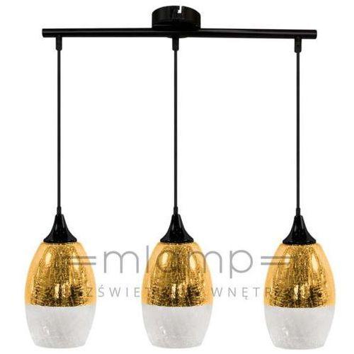 Candellux lampa wisząca 33-57327 celia złoty + darmowy transport! (5906714857327)