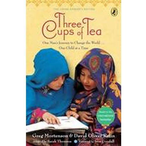 Three Cups of Tea, oprawa miękka