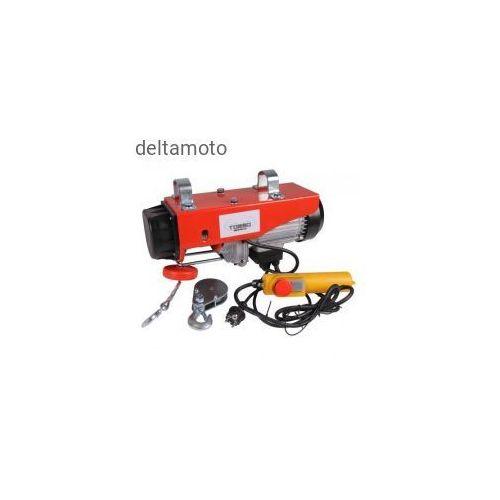 Wciągarka elektryczna 500/990 kg, 230 V