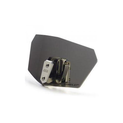 s180f deflektor regulowany na szybę (przyciemniany) marki Givi