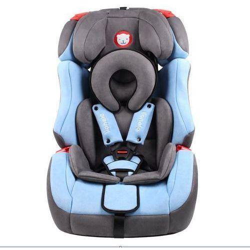 Fotelik samochodowy Lionelo SEM 9-36 kg ISOFIX niebieski + akcesoria