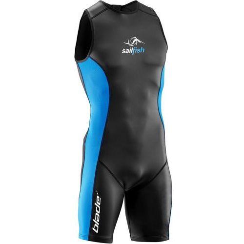 Sailfish blade mężczyźni niebieski/czarny m 2018 pianki do pływania