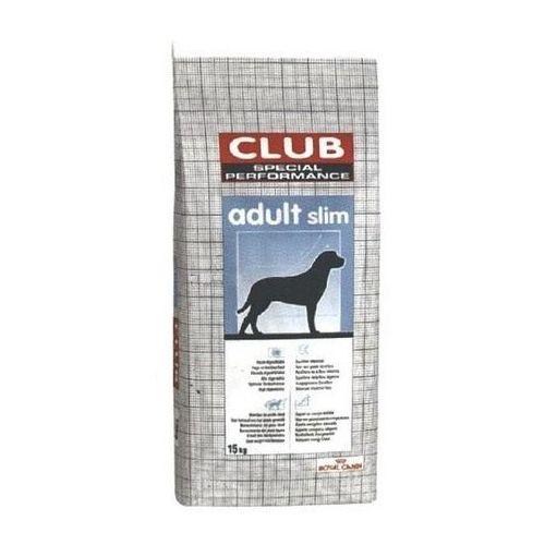 special club adult slim 15kg (light) marki Royal canin