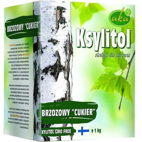 : ksylitol cukier brzozowy - 1 kg marki Aka