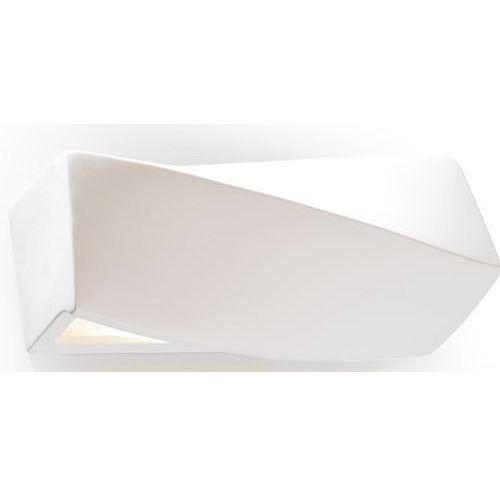 Kinkiet ceramiczny sigm marki Sollux