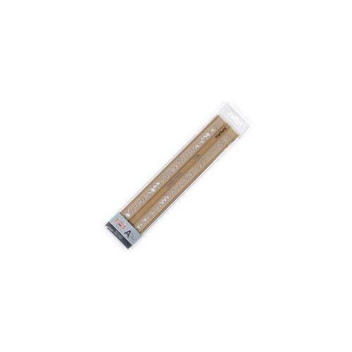 Koh-i-noor Koh i noor szablon logarex cyfrowo-literowy 7.0mm