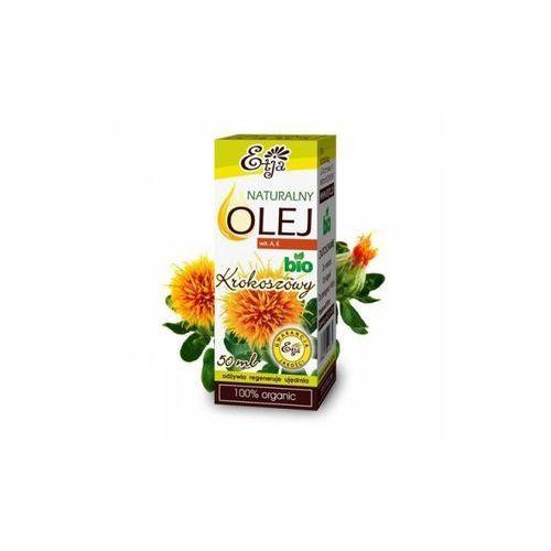 Etja - organiczny olej z krokosza barwierskiego bio