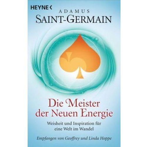 Saint-Germain - Die Meister der Neuen Energie (9783453702776)